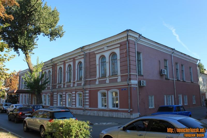 Улица Атаманская, 42