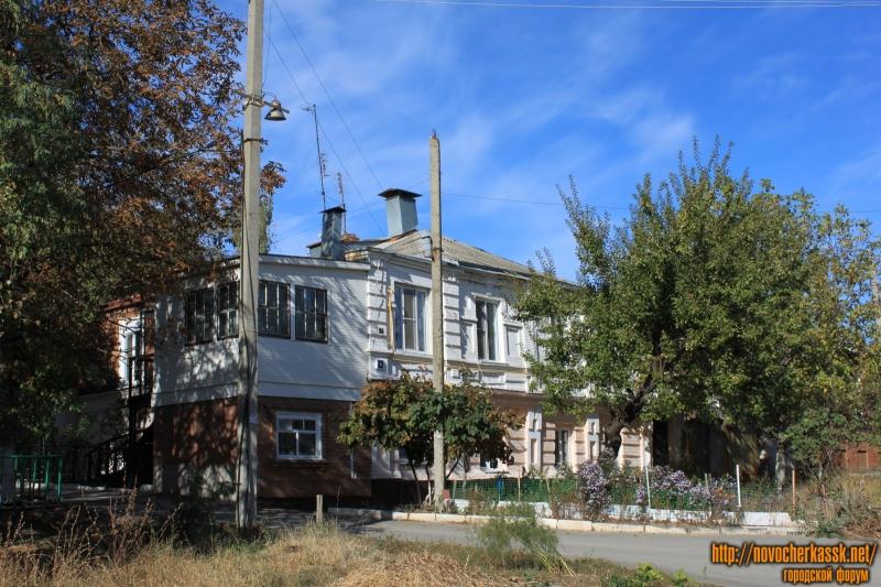 Комсомольский переулок, 5