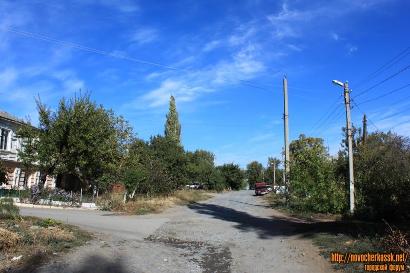Комсомольский переулок