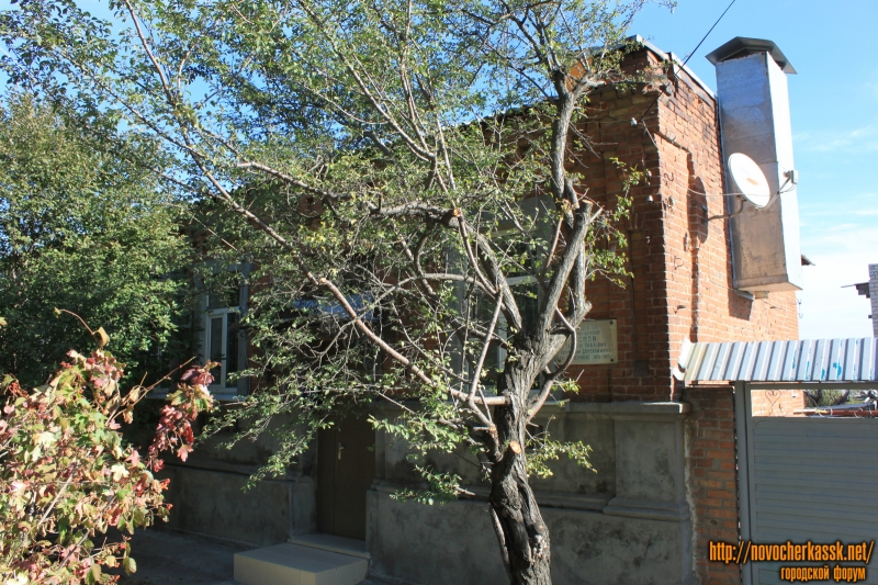 Комсомольский переулок, 24