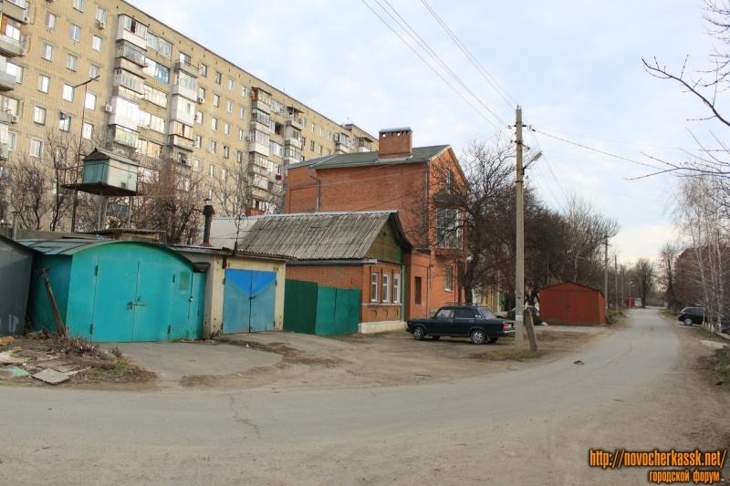 Артиллерийский переулок