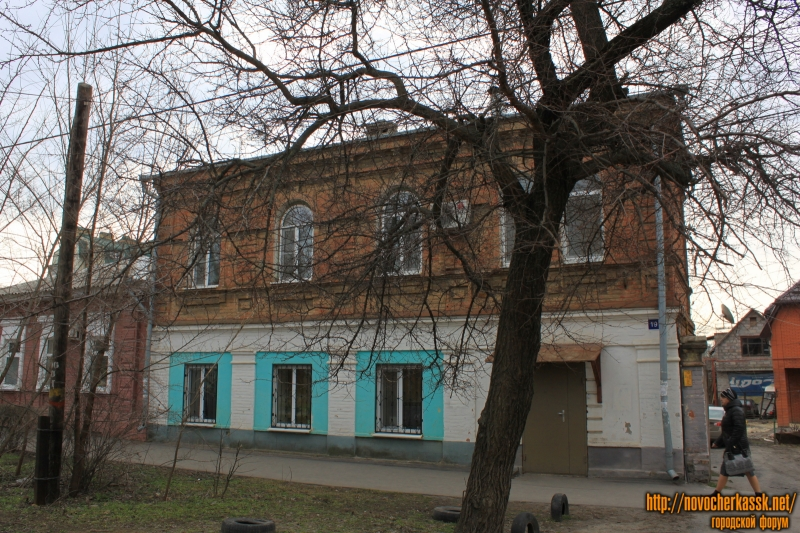 Улица Троицкая, 19