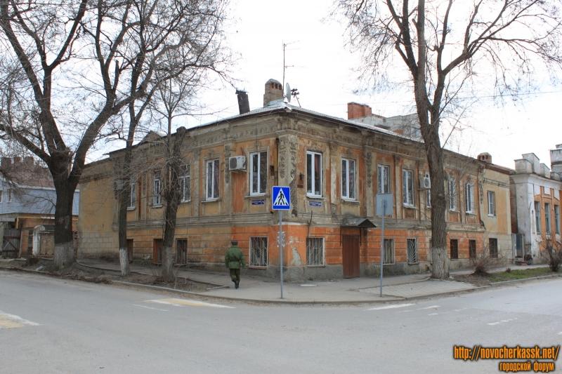 Улица Комитетская, 75 / улица Атаманская, 46