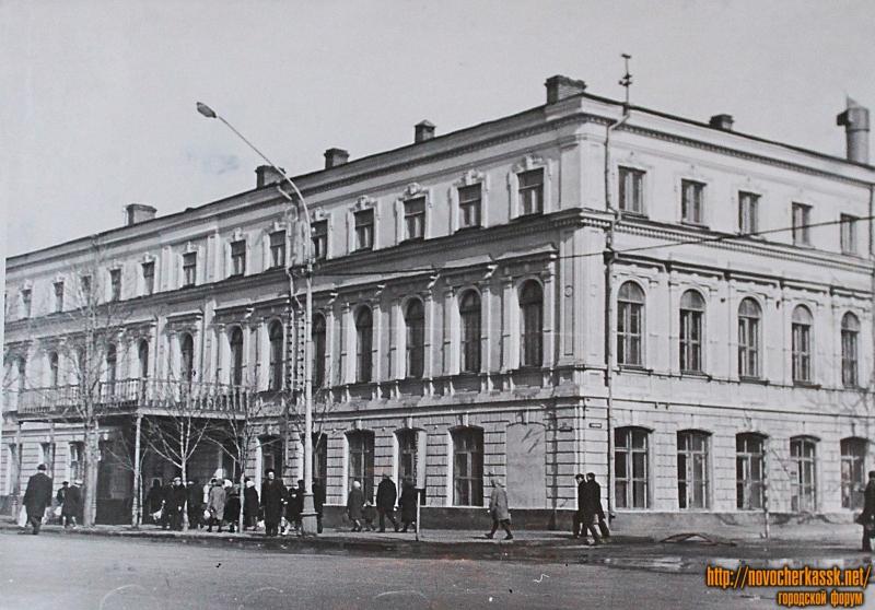 Библиотека имени Пушкина. 1970 год