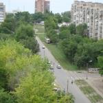 Вид на улицу Первомайскую
