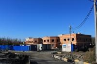 Строительство детского садика в роще (переулок Юннатов)