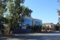 Строительство развлекательного центра в Александровском парке