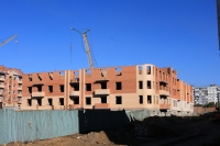 Строительство дома по адресу Ященко, 8А
