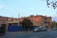 Строительство по адресу проспект Баклановский, 46