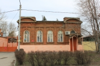 Улица Троицкая, 8. Детский сад №10 «Алёнушка»