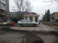 Расширение перекрестка Крылова/Баклановский