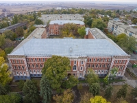 Корпус НГМА на Платовском (здание Епархиального училища)