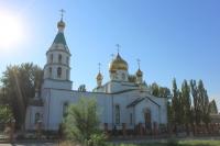 Храм Сергия Радонежского (Сергиевский храм), Харьковское шоссе