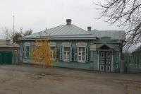 Улица Грекова. Дом-музей М. Б. Грекова