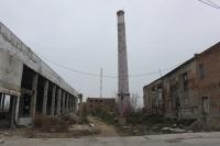 Территория бывшего станкостроительного завода