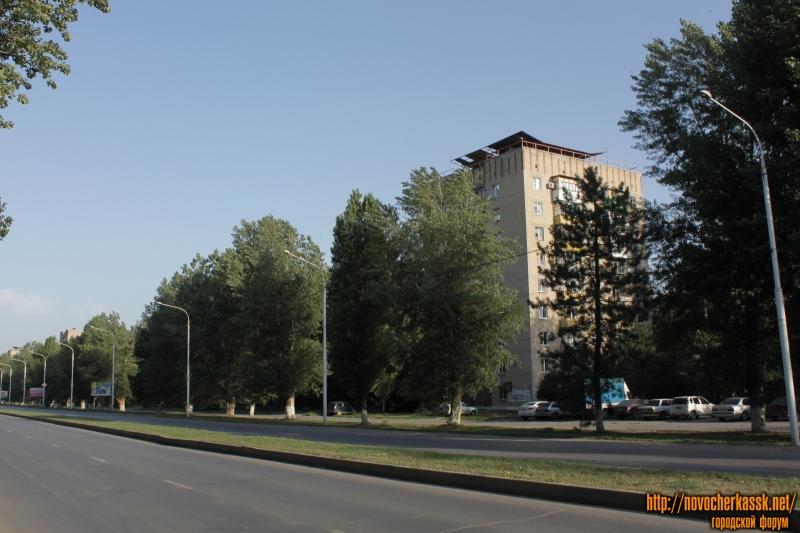 Проспект Баклановский, Черёмушки