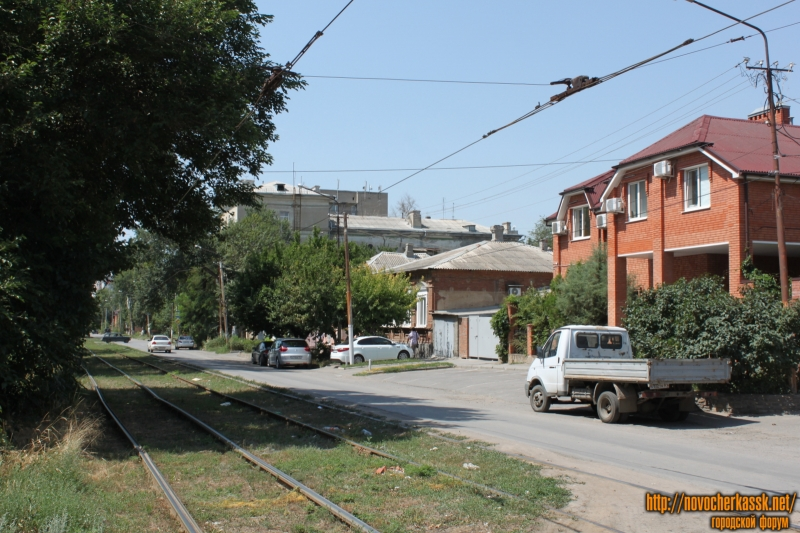 Вид улицы Троицкой