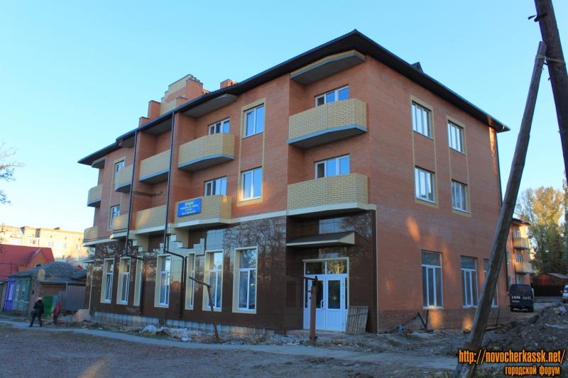 Строительство дома на улице Буденновской, 133