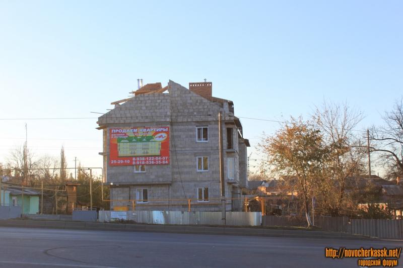 Спуск Герцена. ЖК «Северная арка»
