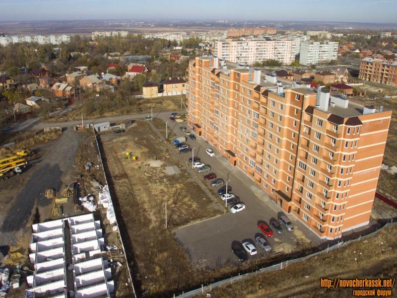 ЖК «Западный», улица Ященко, 8