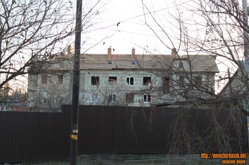ЖК «Северная арка». Вид с улицы Добролюбова