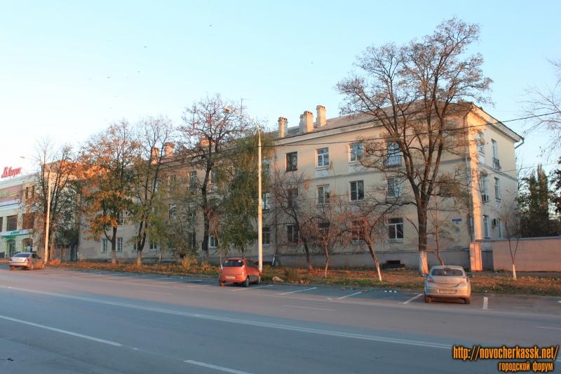 Проспект Платовский, 73