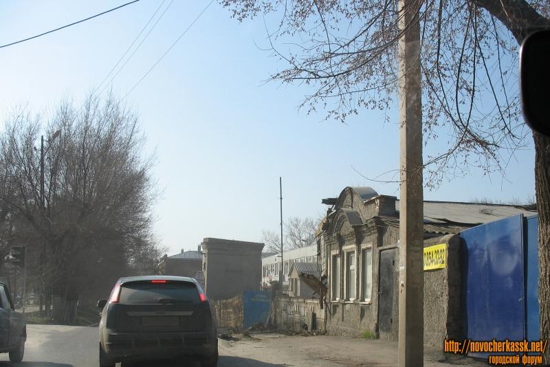Угол Дубовского и Пушкинской