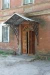 Дверь на улице Троицкой