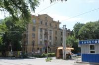 Студенческая поликлиника, улица Просвещения