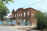 Реконструкция здания бывшей поликлиники на Просвещения