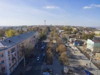 Проспект Баклановский. Вид с Троицкой площади