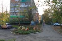 ЖКХ-арт на улице Народной