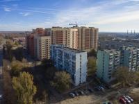 Жилые дома по улице Мацоты и строительство ЖК для военнослужащих
