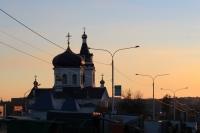 Платовский проспект. Михайло-Архангельский храм