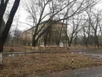 Заброшенная 13-я школа. Улица Николаевой-Терешковой, 14