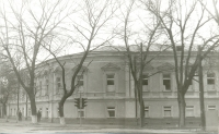 Гостиница КЭЧ (начало 1980х годов)
