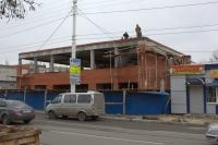 Строительство ТЦ на Галинке