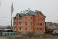Дом на углу Ленгника и Щорса