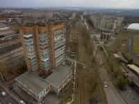 Улица Первомайская и 14-этажка на Космосе