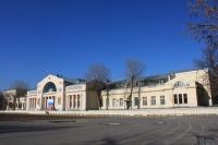Здание энергетического и электромеханического факультетов ЮРГПУ (НПИ)