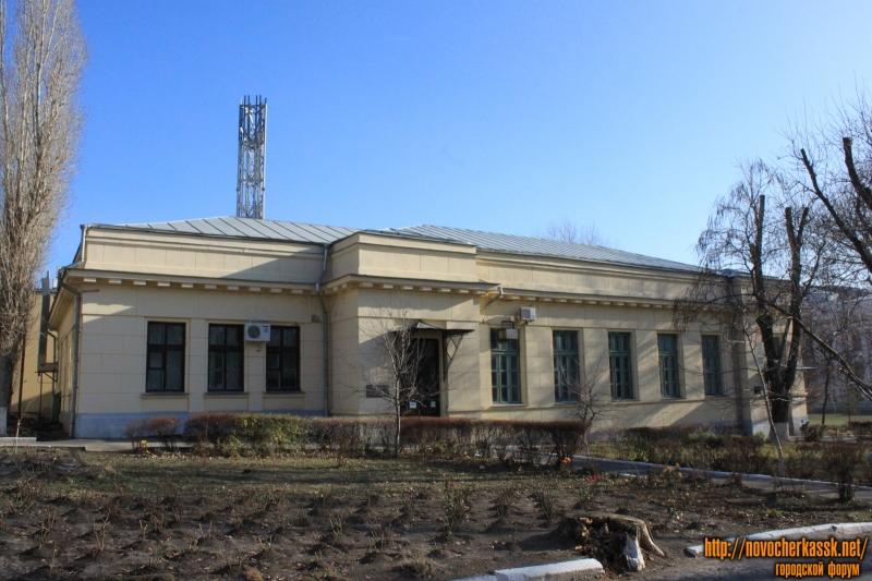 Корпус электромеханического факультета ЮРГПУ (НПИ)