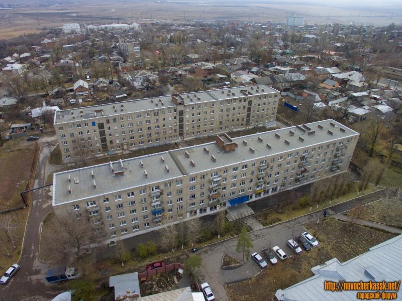 Общежития НИМИ на проспекте Платовском
