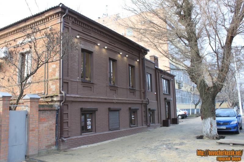 Проспект Баклановский, 19