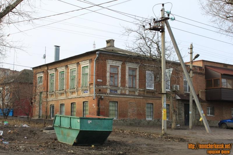 Улица Комитетская, 36 / улица Грекова, 61