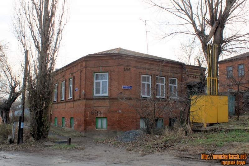Улица Комитетская, 19 / улица Октябрьская, 67