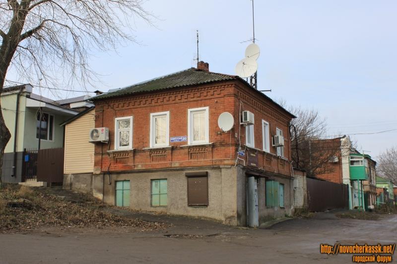 Улица Комитетская, 20 / улица Октябрьская, 69