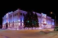 Здание Городского дома культуры и драматического театра (пр. Платовский, 72/37)