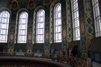 Окна купола собора