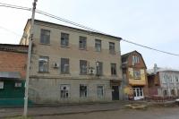 Здание пивзавода на улице Грекова
