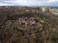 Строительство детского сада в роще (Черемушки, проспект Баклановский)